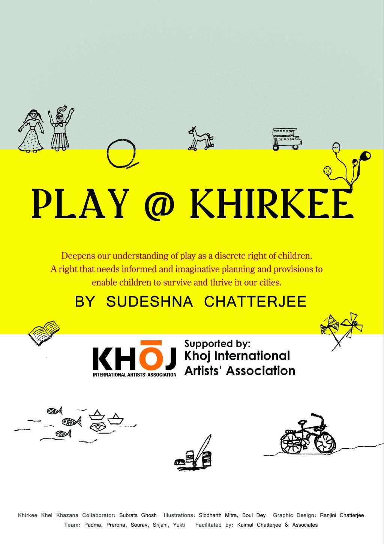 Khirkee to Delhi